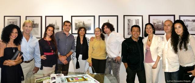 2 grupo de artistas Photo by Leonel Fernandez Delgado 9-19-2014