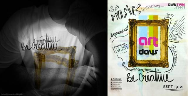 3 selfportrait by Leonel Fernandez Delgado and Poster   9-21-2014 (3)